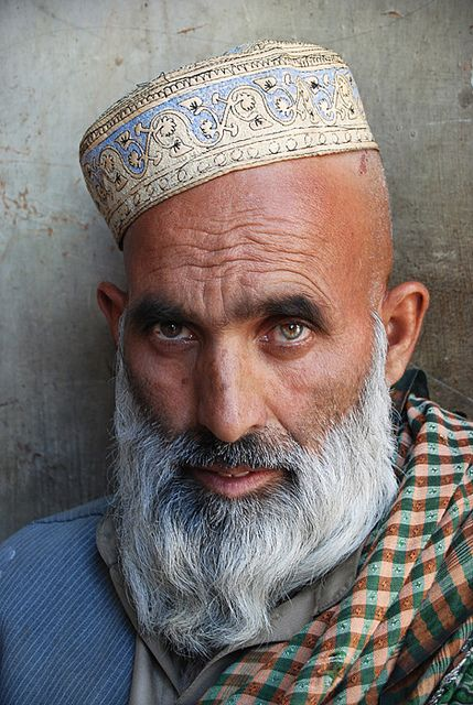 Portrait taken in Gilgit, Pakistan. Gilgit is the capital city the of newly created Gilgit District within the Gilgit-Baltistan territory of Pakistan.