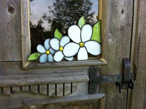 Les 25 meilleures id es concernant fen tre givr e sur for Decoration fenetre vitrail