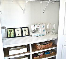 Great craft room idea