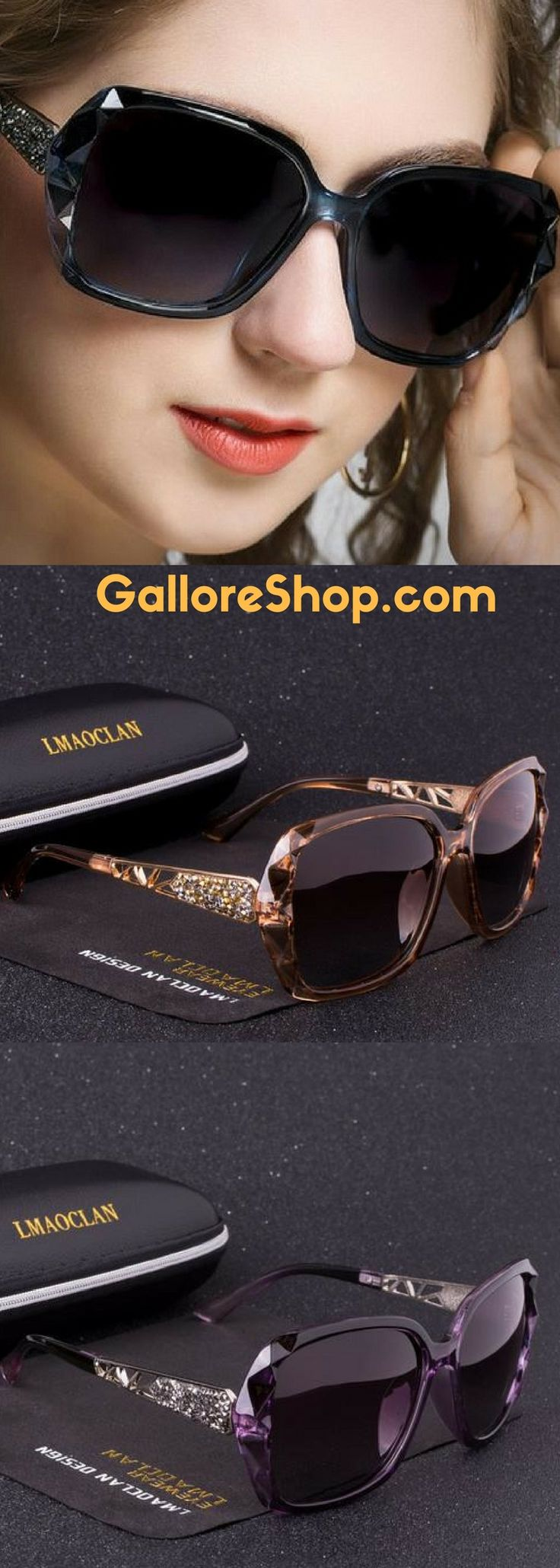 Look trendy while protecting your eyes with these stunning polarized sunglasses for women trending sunglasses top trending sunglasses trending women sunglasses trending sunglasses women trendy sunglasses trend sunglasses trending glasses latest trend sunglasses latest sunglasses trend #trendy #trending #sunglasses #eyewear #womenswear #womens #new