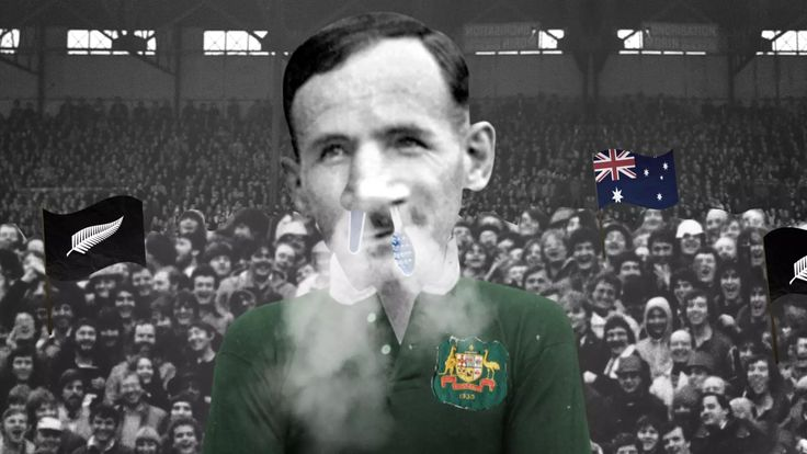 Quirky History of Rugby - Weary Dunlop on Vimeo