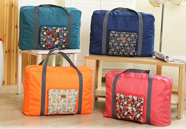 Foldable boston bag Rs 750/.