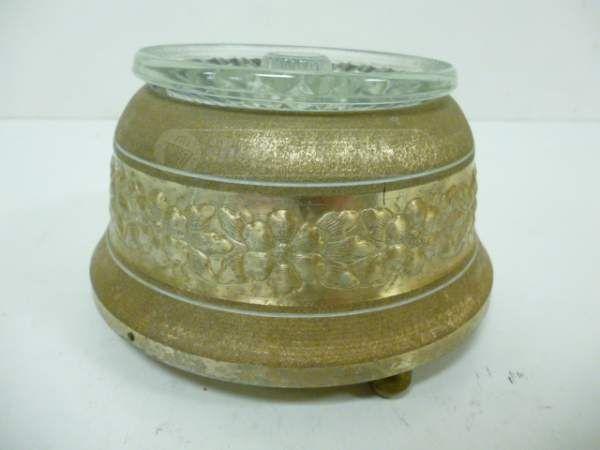 shopgoodwill.com: Rare Vintage `I Love Paris` Music Box W/Glass Lid