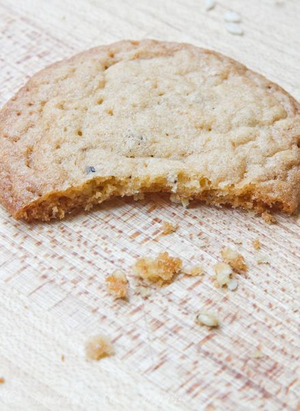 Benne Seed Wafers | Dirty Dozens (Cookies) | Pinterest