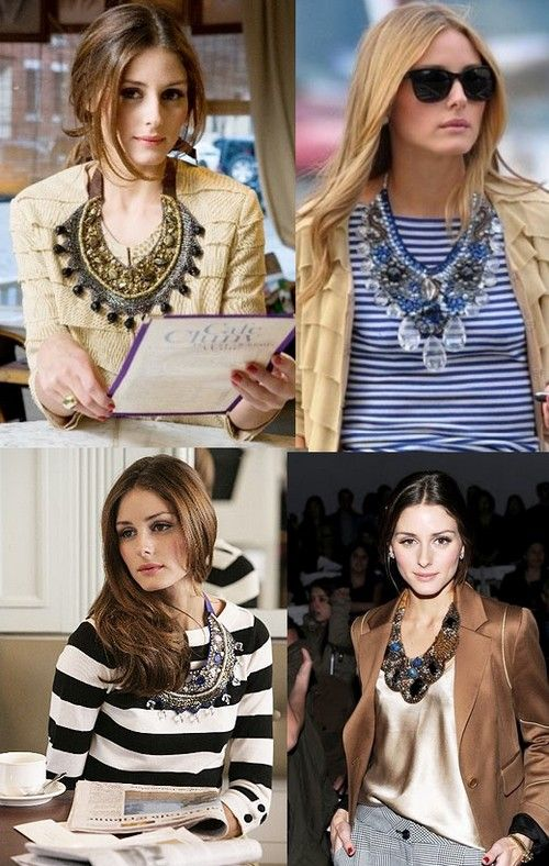 @Olivia Palermo If only I was around when you just so happened to be cleaning out your closet. :) #Style.Icon.