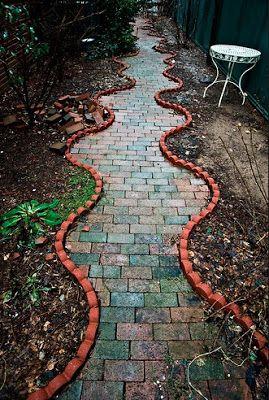 Diseño de Caminos para el Jardín - Garden Path