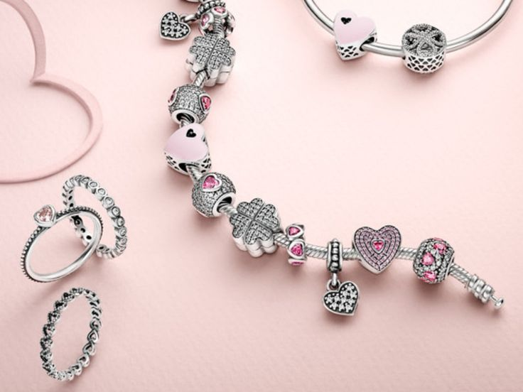 Pandora Valentine's Collection 2016 - a declaration of love