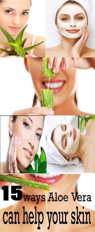 15 ways Aloe Vera can help your skin