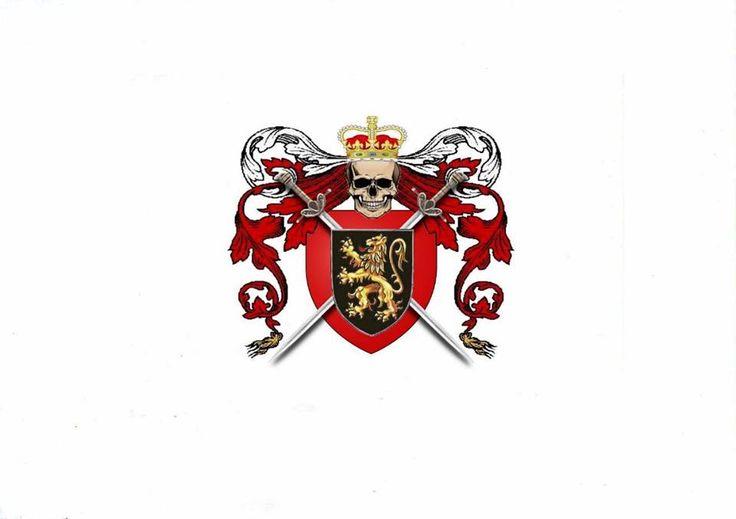 Explication sur l 39 armoirerie le cr ne est le symbole de la vie et la mort d sint gration et - Symbole de la vie ...
