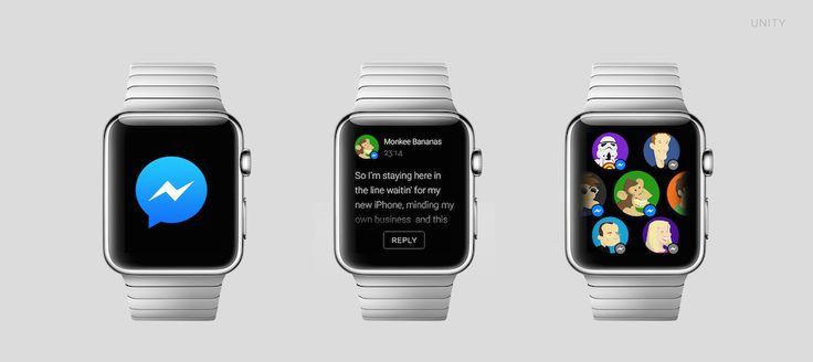 Apple Watch nos applications préférées au