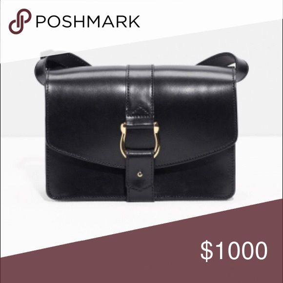 ISO & Other Stories Push Pin Purse Looking to buy this purse in black from & Other Stories! & Other Stories Bags Crossbody Bags