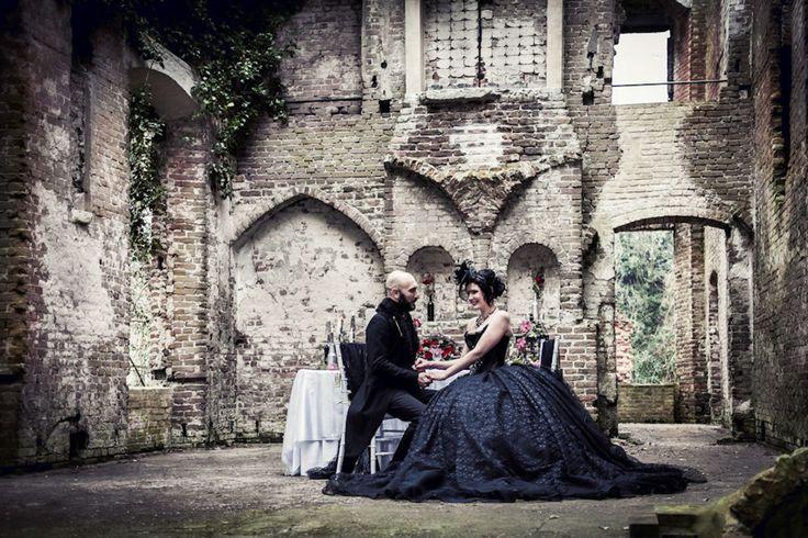 Inspirerende styled weddingshoot « Huwelijk