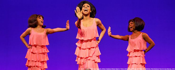 Motown the Musical will be coming to Proctors November 17-22!