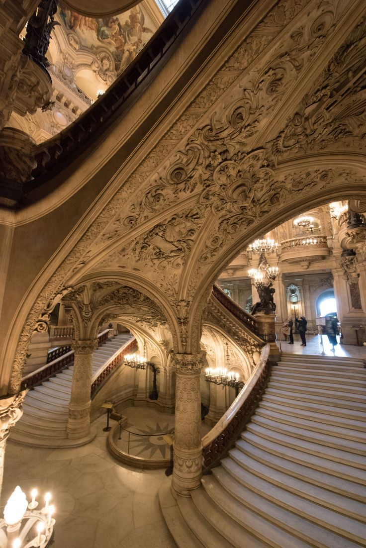 A private tour of Opéra Garnier was one of the highlights of our recent stay in Paris. Find out more on vagrantsoftheworld.com