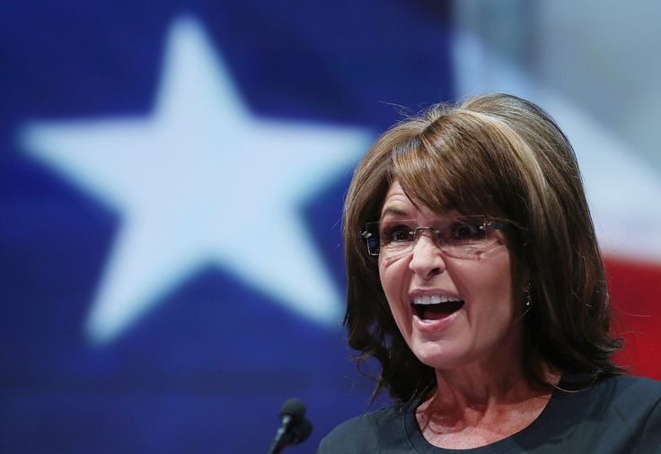 Sarah Palin - The NRA Gathers in Houston for Its Annual Meeting