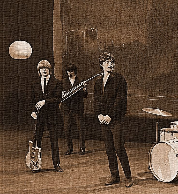 The Rolling Stones; 19 October 1964
