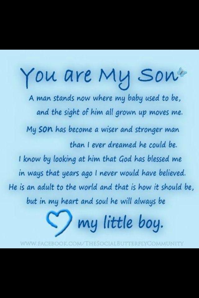 I love my boys!
