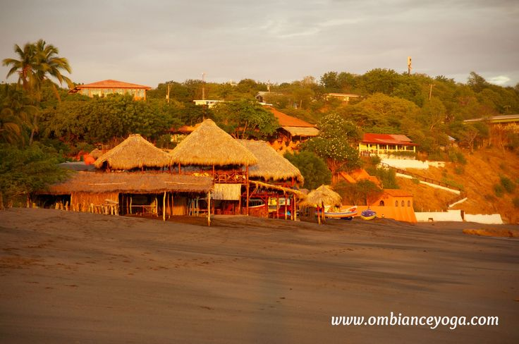 La Boquita beach, Nicaragua