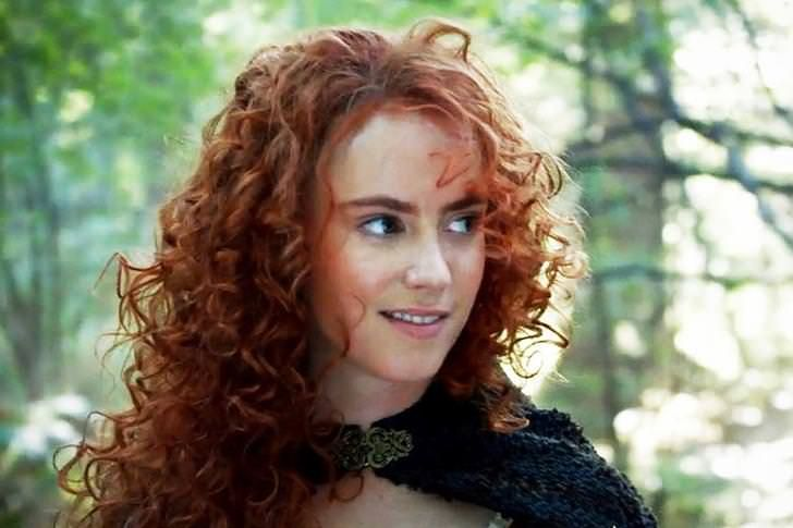 Merida Amy Manson In 2020 Merida Once Upon A Time Ouat
