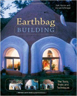 Building An Earth Bag Round House For Less Than $5,000… | http://www.ecosnippets.com/diy/earthbag-round-house-for-less-than-5000/