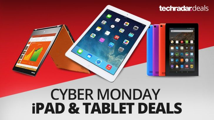 The best iPad and tablet deals on Cyber Monday 2016