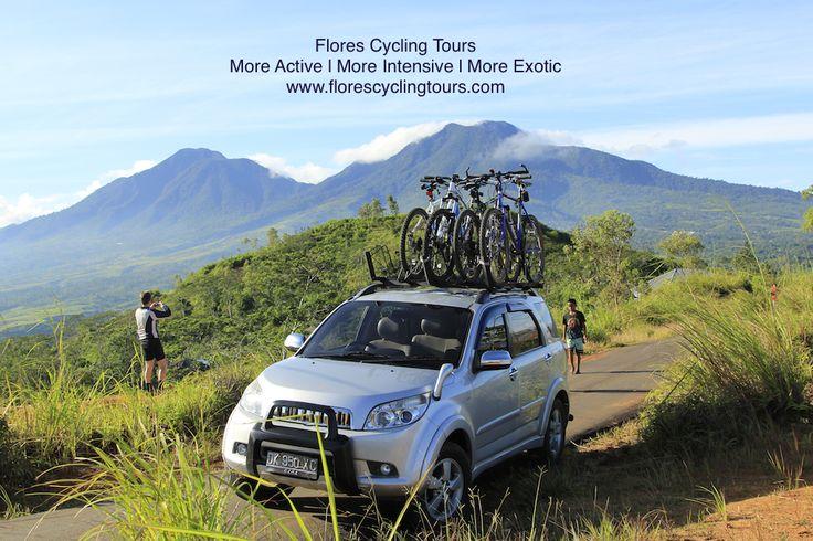 Flores cycling tours - Indonesia www.florescyclingtours.com