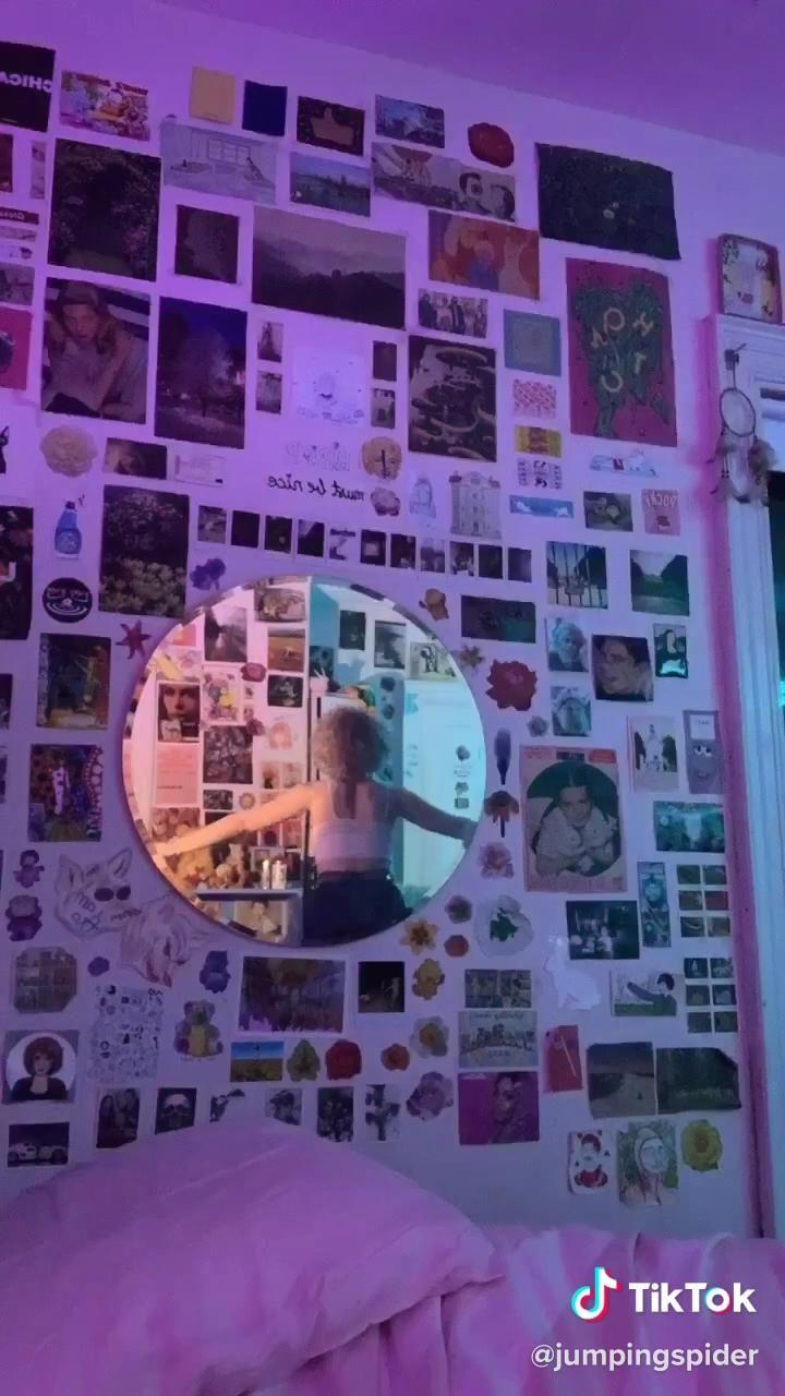 tiktok inspo aesthetic bedroom decor