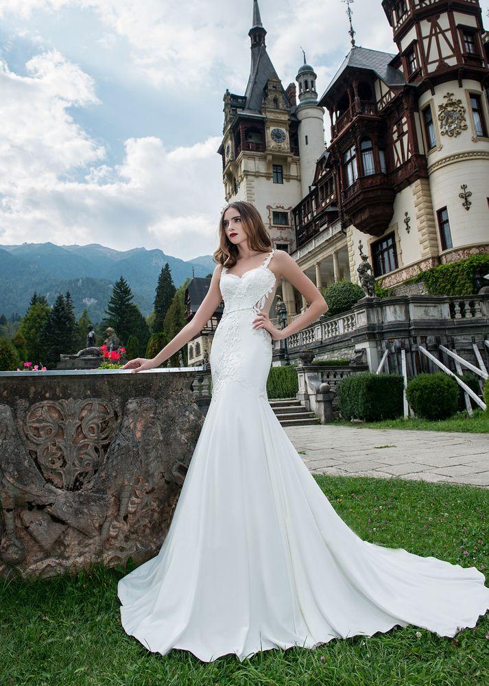 Rochia de mireasa Luisa din Colectia Charming