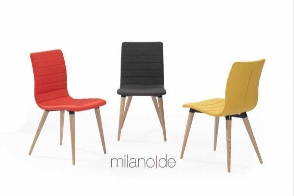 Καρέκλα Karenina ντυμένη με ύφασμα με δυνατότητα επιλογής απόχρωσης και ξύλινα πόδια από καρυδιά. Ένα έπιπλο με ιδιαίτερες καμπύλες που προσφέρουν μοναδικό design αλλά και άνεση. Θα ταιριάξει σε κάθε τραπεζαρία και θα γίνει ένα από τα αγαπημένα σας έπιπλα.  https://www.milanode.gr/product/gr/2341/%CE%BA%CE%B1%CF%81%CE%AD%CE%BA%CE%BB%CE%B1_karenina.html  #καρεκλα #καρεκλες #επιπλο #επιπλα #μοντερνο #μοντερνα