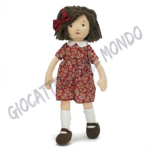 """Lucy Mae preziosa bambola di pezza della collezione """"Lost and Found""""  Jellycat"""