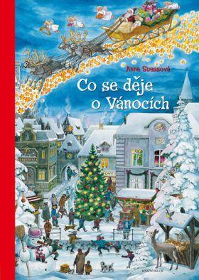 Co se děje o Vánocích - Suessová Anne