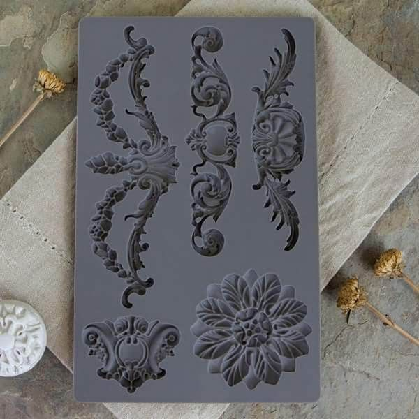 Presenting Iron Orchid Designs Winter 2017 Iron Orchid Designs Diy Furniture Appliques Crafts