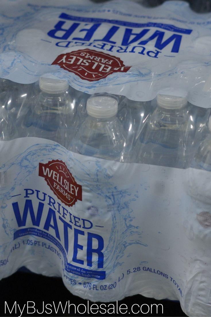 Bottled Water Prices At Bjs Buy In Bulk To Save Money My Bjs Wholesale Club Water Bottle Bottle Bulk Water Bottles