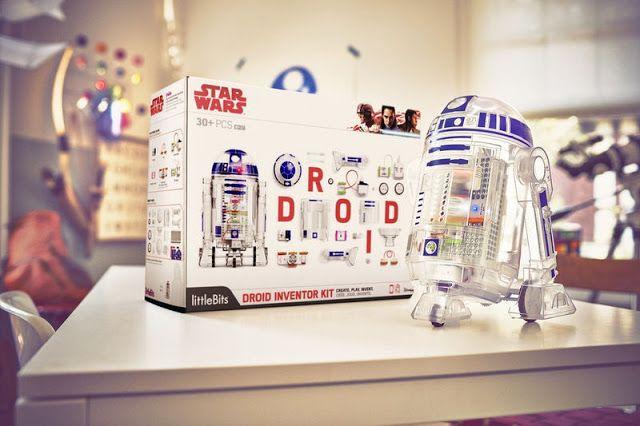 Montar tu propio robot de  Star Wars es una realidad con Droid  Inventor  Kit  de LittleBits