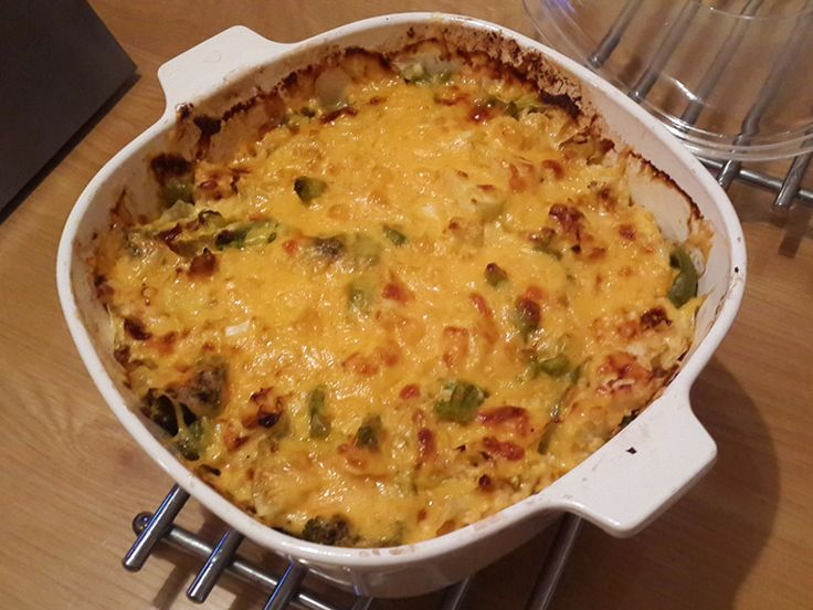 DeeAnn's Cheesy Bacon Cabbage Recipes — Dishmaps