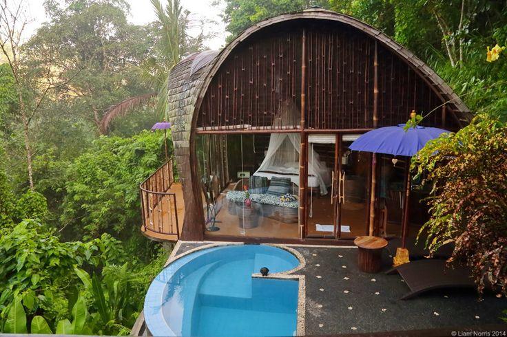 Villa Awang Pererepan | 1 bedroom | One of Villa Awang Awang Collection | Melayang, Ubud, Bali #bedroom #interior #ubud #bali