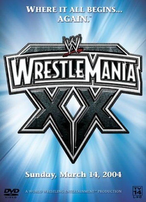 WrestleMania XX (2004)