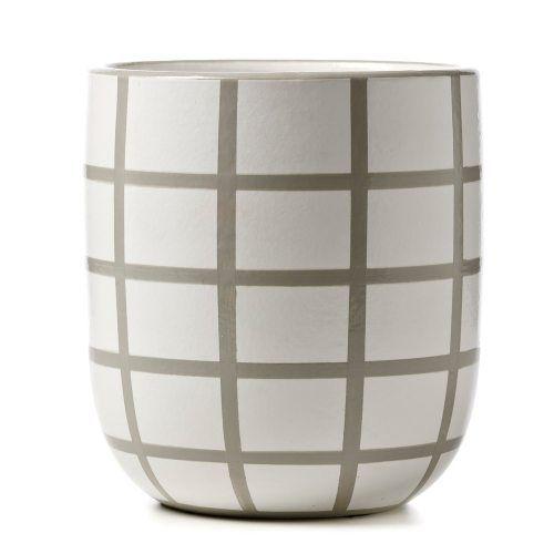 Baxter Grid Indoor Pots