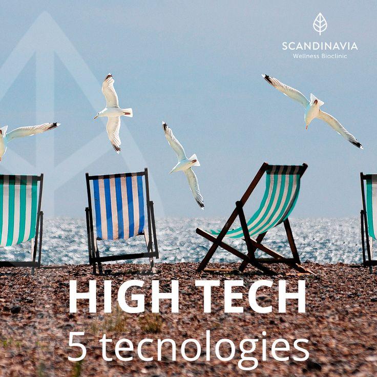High Tech 5 tecnologias: Vacunterapia, Ultrasonidos Focalizados, Cavitación Ultrasónica, Radiofrecuencia Monopolar y Radiofrecuencia Bipolar.  Con drenaje linfático incluido.