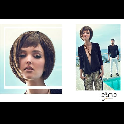 gino hairandmore SS15 Hair collection