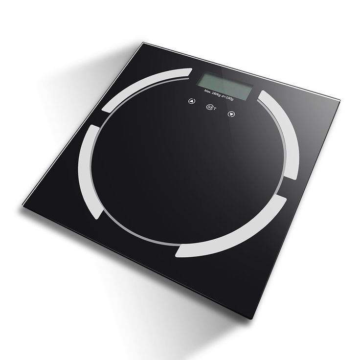 BSTPOWER Bathroom Scale Body Fat Step-ON Digital Health Weight Watchers Body Composition Analyzer with Large Backlit LCD Up To 8 Users Profile Weight up to 400lb -- Visit the image link more details.