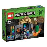 Lego - la mazmorra minecraft