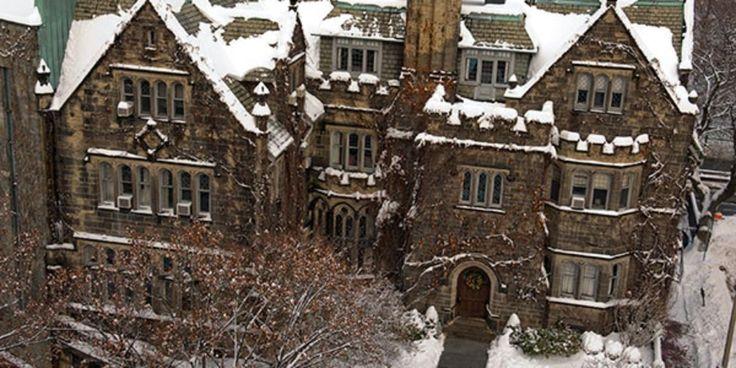 The Castle, Boston University - Boston, MA