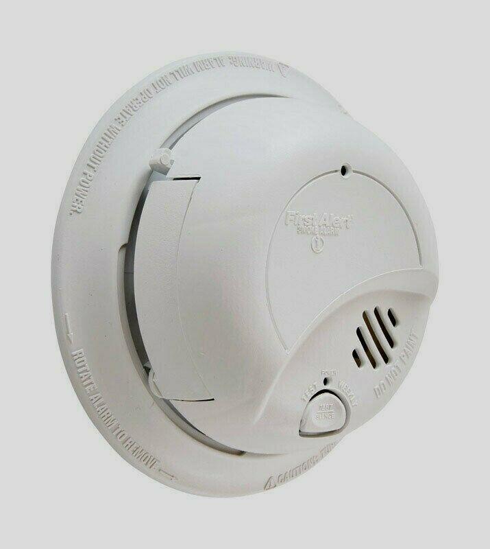 First Alert FG200B Smoke Alarm