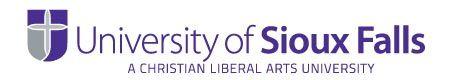 Theatre Season at University of Sioux Falls - A Christian Liberal Arts University