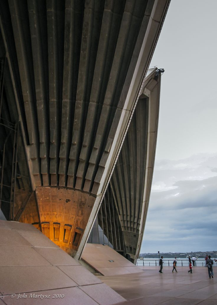 Entrance to Opera House in Sydney. Camera Canon PowerShot S5 IS, f/2.7, 1/60 sec, ISO-100.