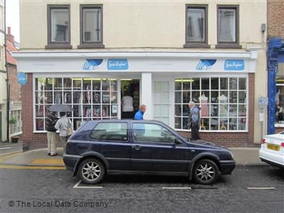 Sue Ryder Charity Shop. 13-15, Skinner Street, Whitby.