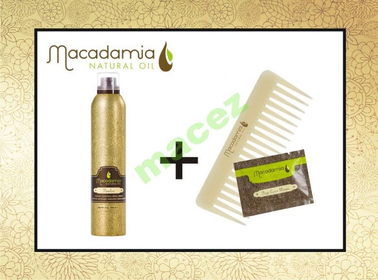 Macadamia Flawless 250ml   gratis