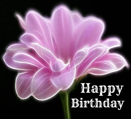best happy birthday to you ❤ images on, Beautiful flower