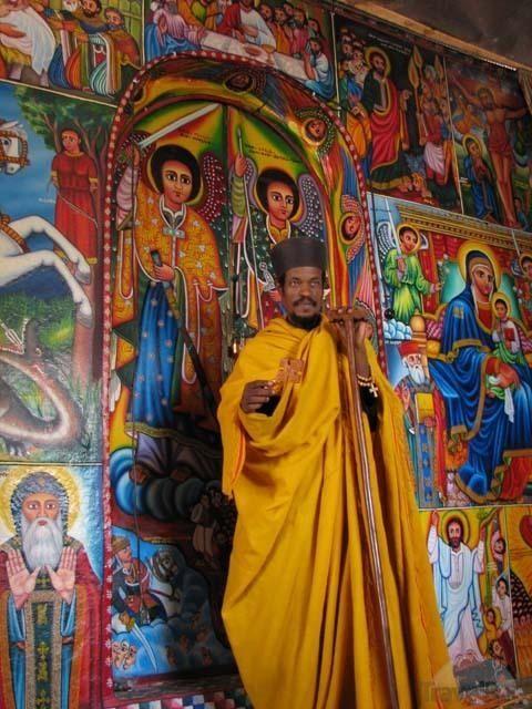 Ethiopia - Bahir Dar Monastery, Lake Tana Ethiopia